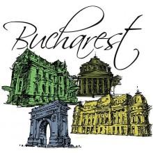 Tricou Bucuresti